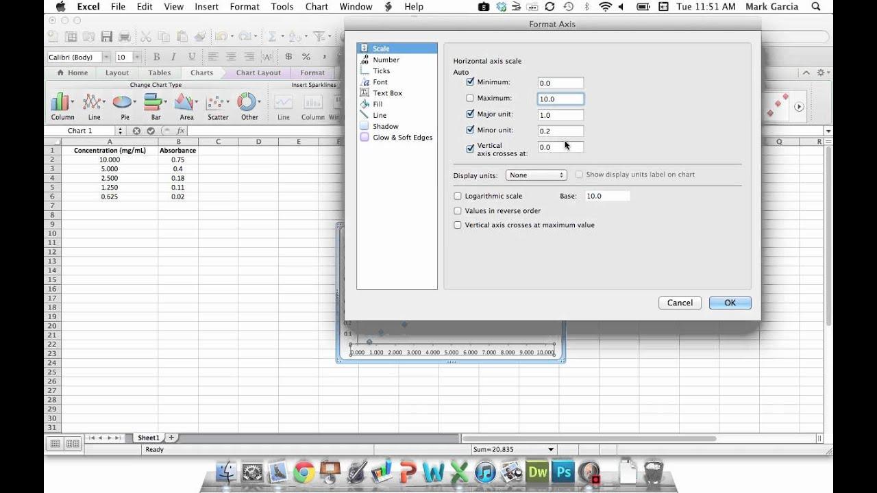 excel download mac 2011