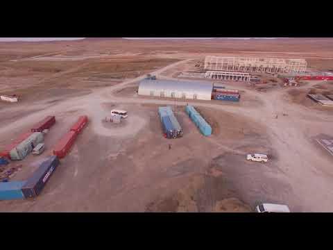 Видео с дрона