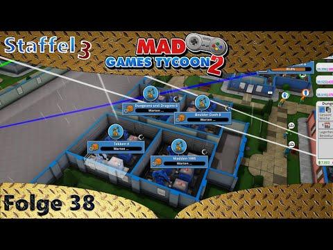 Mad Games Tycoon 2 - EA - Das letzte Gebäude kaufen - Let's Play 38 - S3 - [de/ger]