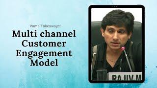 Puma   Takeaways  Multi channel Customer