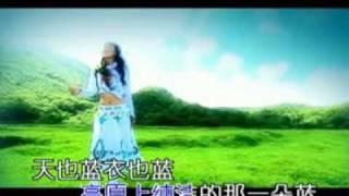 烏蘭托婭 - 高原藍 The Plateau Is Blue - Wulan Tuoya