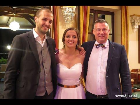 Polsko - Włoskie Wesele - Wedding :) Ani I Eugenio  :) Dj Wodzirej Na Wesele Lux 535 00 61 68
