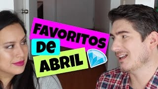 Favoritos Abril Ft. Martin Catalogne / Mariadicciones 🍭