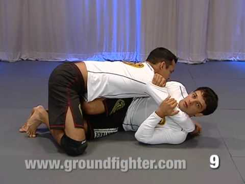 Robson Moura - Super No Gi [Vol 4] Advanced Half Guard (bottom). Image 1