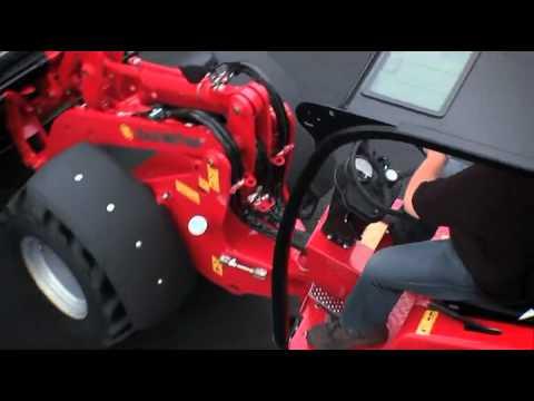 Mini Digger Compact Loader Schaffer Wheel Loader 2436 now 2445