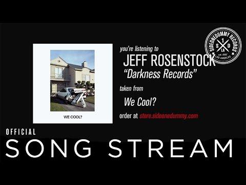Jeff Rosenstock - Darkness Records