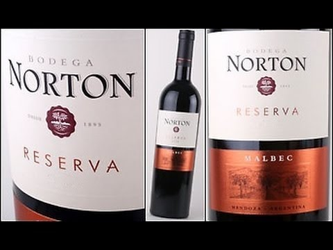 Best Wine-Bodega Norton Malbec Reserva 2011 Review