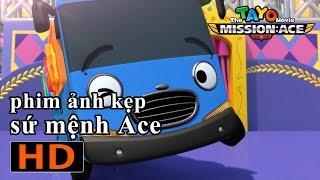 Tayo Sứ mệnhl Ace l Tayo và Ace hát và nhảy với đồ chơi xe hơi! l Tayo xe buýt nhỏ