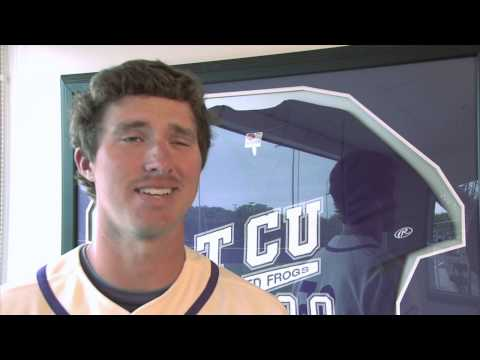 TCU Baseball Senior Video 2013