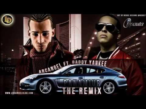 "Panamiur ""REMIX"" - Arcangel Ft. Daddy Yankee (Video Music) (Prod. Dj Luian, Musicologo & Menes)"