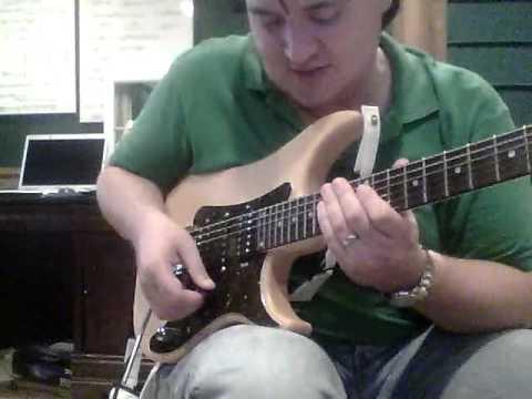 Marshall Harrison Guitar Lesson: Swybryd Picking Genesis Zappa and Rosenblatt
