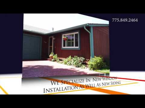 Window Installation and Siding in Reno, NV | Beautiful Homes