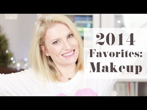 Best of Beauty 2014: Makeup Favorites!