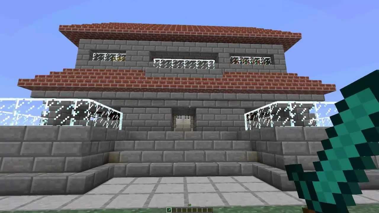 Minecraft casa mejor protegida descargable youtube - Fotos de las mejores casas ...