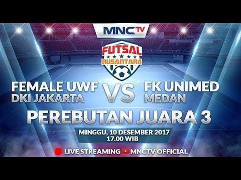download lagu FEMALE UWF DKI JAKARTA VS FK UNIMED DKI JAKARTA  -  FT : 3-2  Liga Futsal Nusantara 2017 gratis