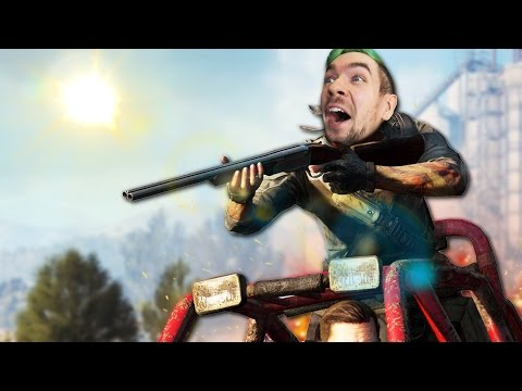 IT'S HUNTING TIME | Dying Light The Following #2