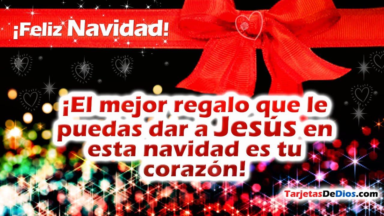 Feliz navidad video tarjetas cristianas gratis youtube - Tarjetas navidenas cristianas ...