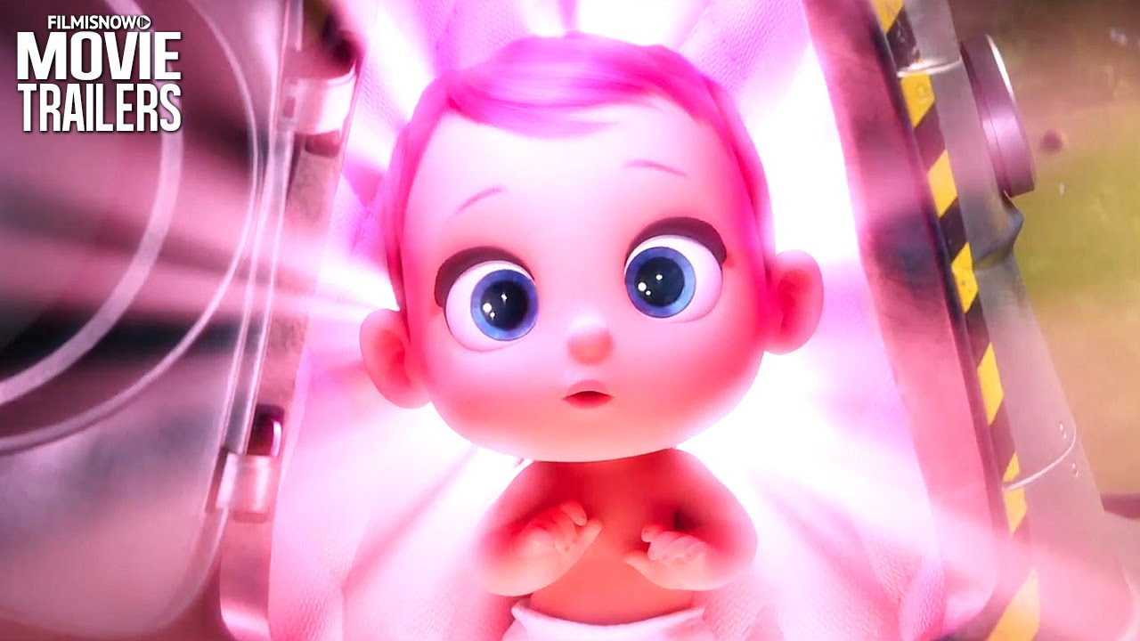 Andy Samberg is fine-feathered courier with a newborn baby to deliver in the NEW trailer for STORKS