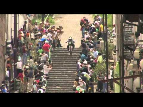 Caidas Downhill Quito - Ecuador