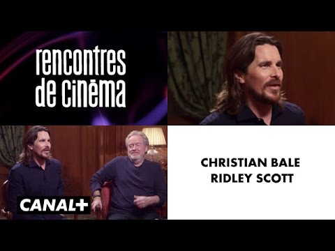 EXODUS : Gods and Kings -  Christian Bale & Ridley Scott - Interview VOST Cinéma