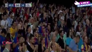 Barcelona vs Celtic 7   0 All Goals & Highlights Champions League 13 09 2016