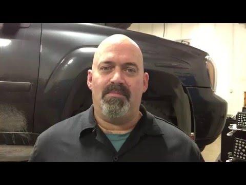 Chevy TrailBlazer Front Wheel Hub Bearing Replace