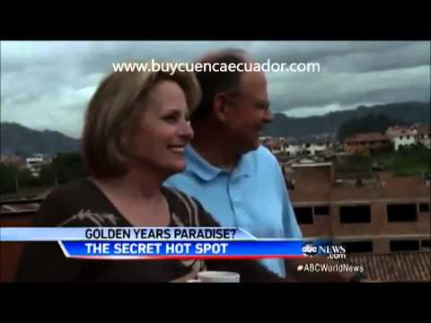 Retirement in Cuenca Ecuador by ABC News