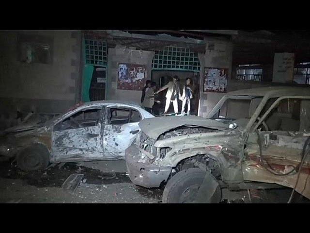 A bloody day in Yemen