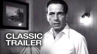 Key Largo Official Trailer #1 - Humphrey Bogart Movie (1948) HD