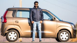Maruti Wagon R Automatic - Manual Is More Fun | Faisal Khan