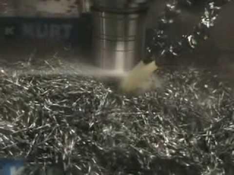 Helical End Mills Cutting: Aluminum. Titanium. & Inconel