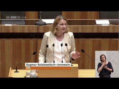 Dagmar Belakowitsch-Jenewein - Primärversorgungsgesetz (Gesundheit) - 28.6.2017