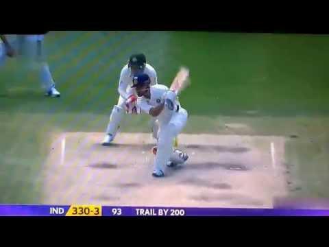 Australia vs India 3rd test 2014 : Ajinkya Rahane , Virat Kohli -Classic Centuries at MCG