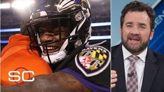 No one wants to play the Ravens right now - Jeff Saturday | SportsCenter