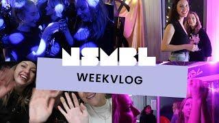 Weekvlog: YSL feestje, conspiracy theorie en een gekke borrel
