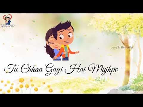 Mai Chahta Hu Tujhko Dilo Jaan Ki Tarah Chha Gayi Hai Mujhpe Aasman Ki Tarah WhatsApp status