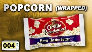 Microwave (Wrapped) Popcorn (#004)