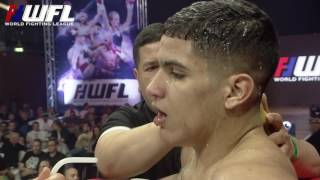 Younes Smaili vs Oguzhan Cabri @ World Fighting League April 3rd 2016