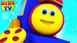 Bob The Train | Nursery Rhymes & Songs for Babies - Kids TV