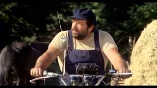 Bud Spencer Terence Hill - duello in moto