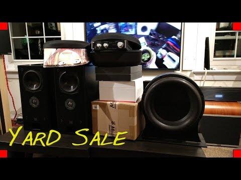 Zeos' Patreon Yard Sale [Kbas, Teac, Littledot, Oppo, Telefunken, Dakimakura, Earthquake]