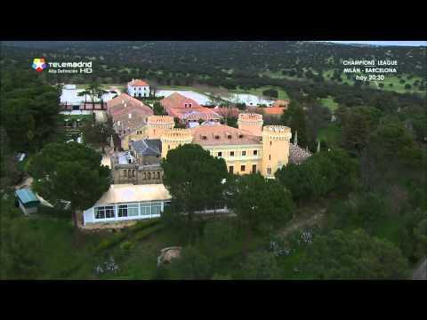 Madrid desde el cielo: Tres Cantos y Soto de Viñuelas