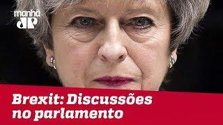 Brexit: Discussões no parlamento indicam que May será derrotada em votação de acordo com UE