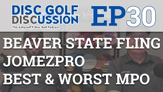 DG Discussion Ep 30 - BSF Recap - JomezPro's Misstep - Best & Worst Rounds - Foot Faults
