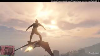 GTA V finest superhero modder is finally adding a villain: the Green Goblin