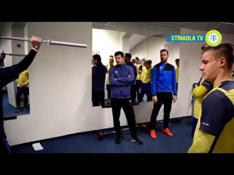 Zahájení přípravy dorosteneckých týmů FK Teplice (4.1.2018)