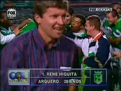 gol de Higuita a River Plate