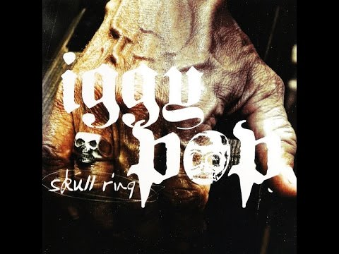 Iggy Pop - Blood On My Cool