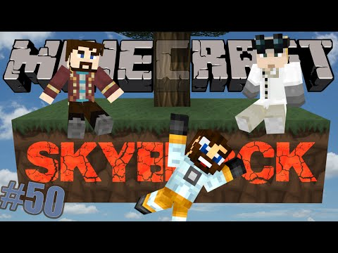 Minecraft - Hardcore Skyblock Part 50: You're Unbelievable! (agrarian Skies Mod Pack) video