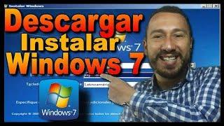 Descargar WINDOWS 7 / Formatear e Instalar Windows 7 (32/64)Bits 💻2019